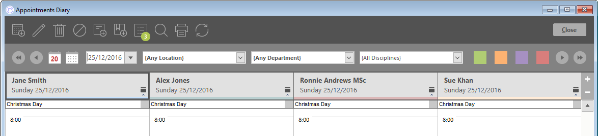 Pps Calendar.Displaying Important Dates In Your Diary Pps